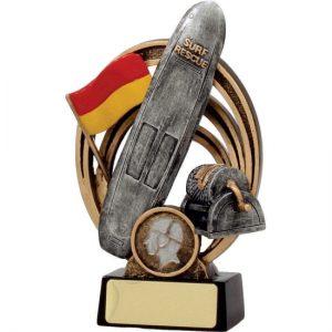 Lifesaving Trophy Halo