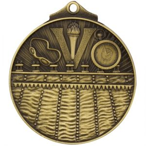 Swimming Medal Gold