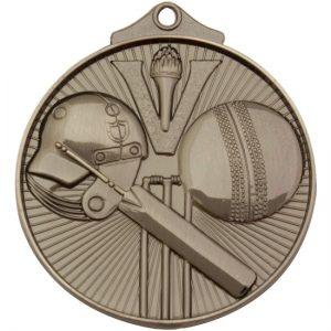 Cricket Medal Gold