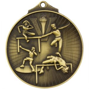 Track Medal Gold