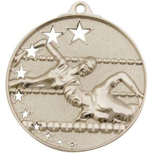 Swim Stars Medal