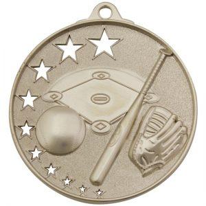 Baseball Stars Medal Gold