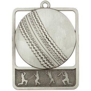 Cricket Medal Rosetta Gold