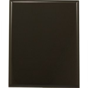 Premium Black Plaque