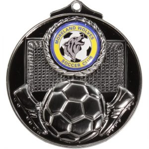 Soccer Medal 25mm Insert