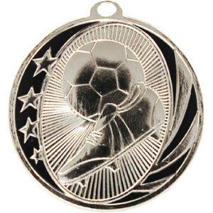 Soccer Midnight Medal