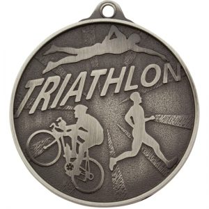 Triathlon Medal