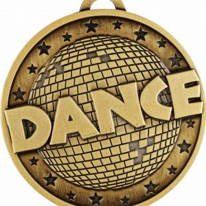 Dance + Music Medals