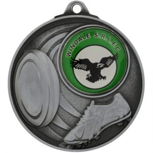 Rugby Medal – Insert Option