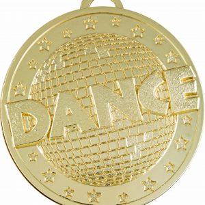 Gold Dance Medal