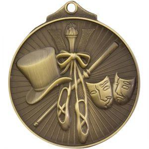 Dance Medal Gold
