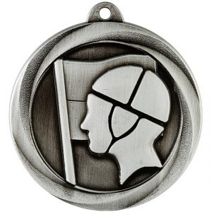 Econo Series Lifesaving Medal Silver