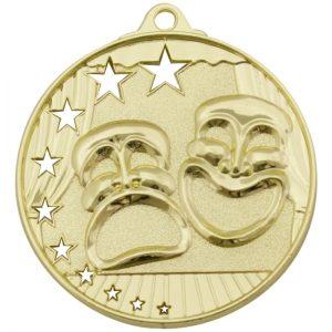 Drama Medal Gold