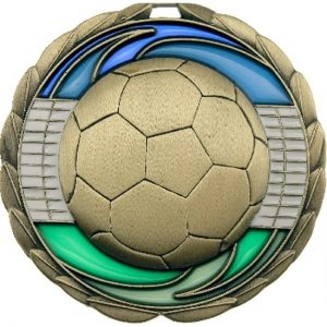 Stained Glass Medal