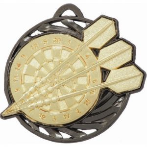 Darts  Medal Gold