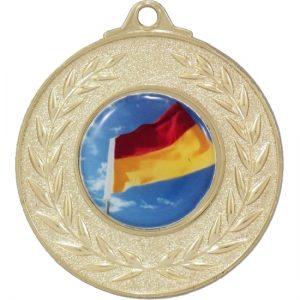 Classic Wreath Medal