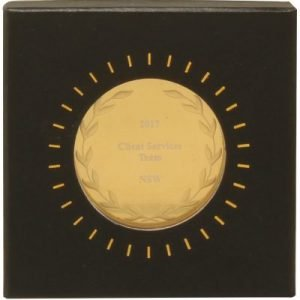 Laurel Medal In Presentation Box