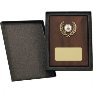 Plaque Presentation Box