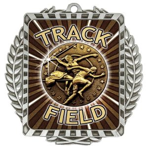 Lynx Wreath – Track & Field Gold