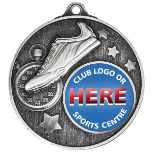 Club Medal – Track Gold