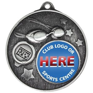 Club Medal Swimming