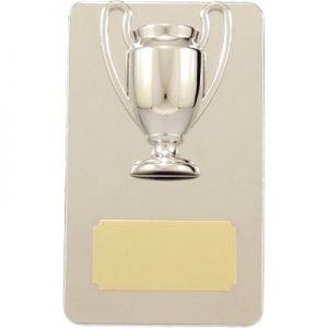 Metal Achievement Plaque