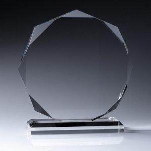 Acrylic Octagon