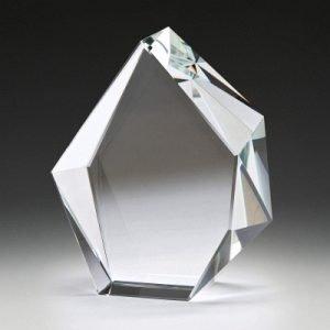 Glacier Optical Crystal
