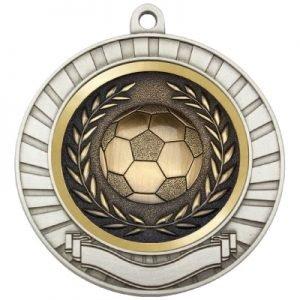 Eco Scroll Medal – Soccer