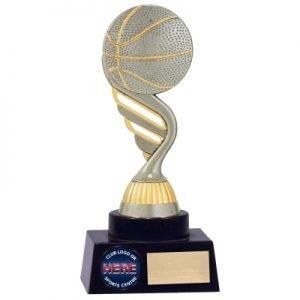 Silver Basketball