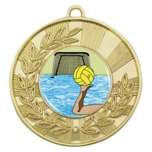 Water Polo Medals
