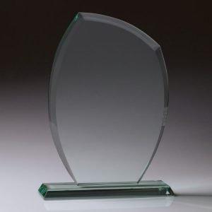 Glass Jade Crescent
