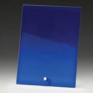 Craft Plaque Blue