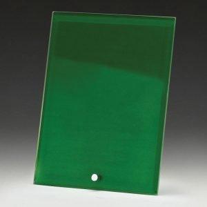 Craft Plaque Green